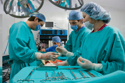 רשלנות רפואית כוויה בעכוז בזמן ניתוח